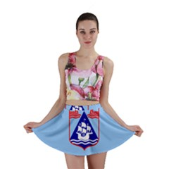Flag of Haifa Mini Skirt