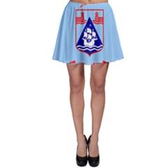 Flag of Haifa Skater Skirt