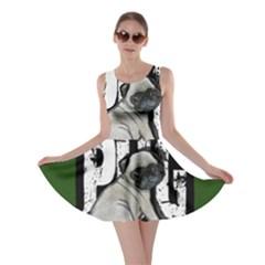 Pug Skater Dress