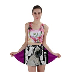 Pug Mini Skirt
