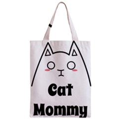 Love My Cat Mommy Classic Tote Bag