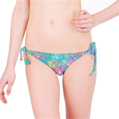 Flamingo pattern Bikini Bottom