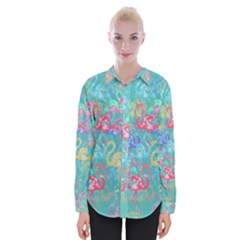 Flamingo pattern Shirts