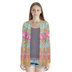 Flamingo pattern Cardigans