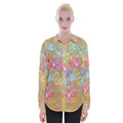 Flamingo pattern Shirts