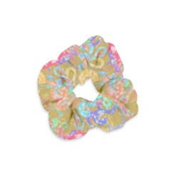 Flamingo pattern Velvet Scrunchie