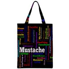 Mustache Classic Tote Bag
