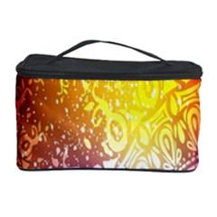 Multi Colour Alpha Cosmetic Storage Case