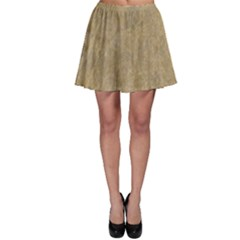 Abstract Forest Trees Age Aging Skater Skirt