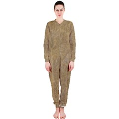 Abstract Forest Trees Age Aging OnePiece Jumpsuit (Ladies)