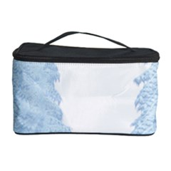 Winter Snow Trees Forest Cosmetic Storage Case