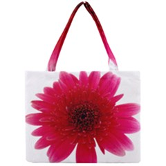 Flower Isolated Transparent Blossom Mini Tote Bag