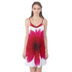 Flower Isolated Transparent Blossom Camis Nightgown