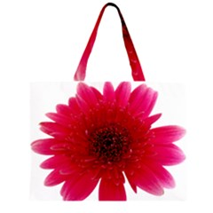 Flower Isolated Transparent Blossom Large Tote Bag