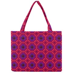 Retro Abstract Boho Unique Mini Tote Bag