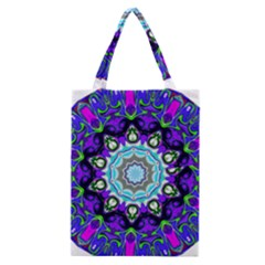 Graphic Isolated Mandela Colorful Classic Tote Bag