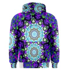 Graphic Isolated Mandela Colorful Men s Pullover Hoodie