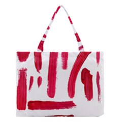 Paint Paint Smear Splotch Texture Medium Tote Bag