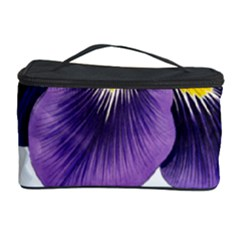 Lily Flower Plant Blossom Bloom Cosmetic Storage Case