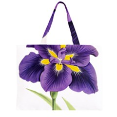 Lily Flower Plant Blossom Bloom Large Tote Bag