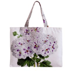 Flower Plant Blossom Bloom Vintage Mini Tote Bag