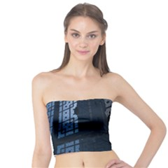 Graphic Design Background Tube Top