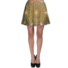 Arches Architecture Cathedral Skater Skirt