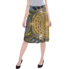 Arches Architecture Cathedral Midi Beach Skirt
