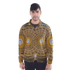 Arches Architecture Cathedral Wind Breaker (men)