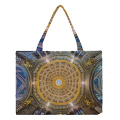 Arches Architecture Cathedral Medium Tote Bag