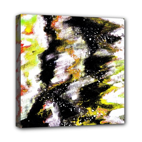 Canvas Acrylic Digital Design Mini Canvas 8  X 8