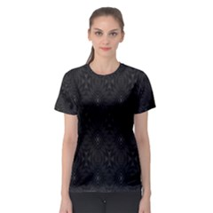 Star Black Women s Sport Mesh Tee