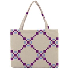 Pattern Background Vector Seamless Mini Tote Bag