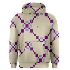 Pattern Background Vector Seamless Men s Pullover Hoodie