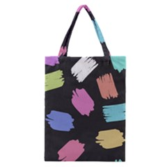 Many Colors Pattern Seamless Classic Tote Bag