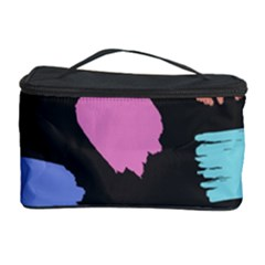 Many Colors Pattern Seamless Cosmetic Storage Case