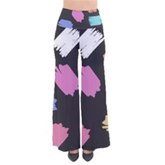 Many Colors Pattern Seamless Pants