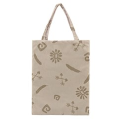 Pattern Culture Seamless American Classic Tote Bag