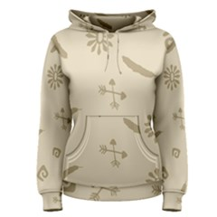 Pattern Culture Seamless American Women s Pullover Hoodie