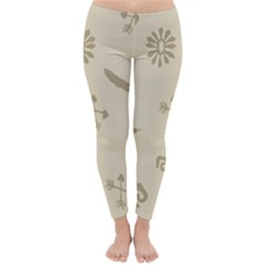 Pattern Culture Seamless American Classic Winter Leggings