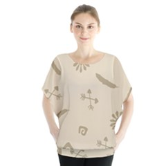 Pattern Culture Seamless American Blouse