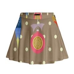 Art Background Background Vector Mini Flare Skirt