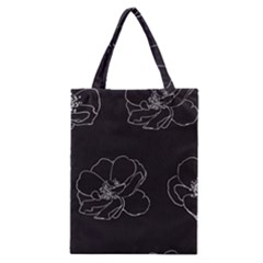 Rose Wild Seamless Pattern Flower Classic Tote Bag