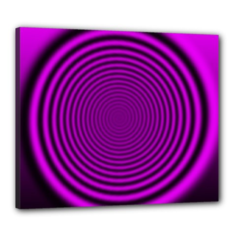 Background Coloring Circle Colors Canvas 24  x 20
