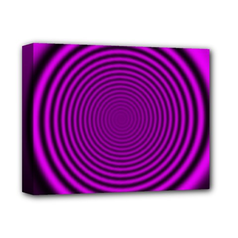 Background Coloring Circle Colors Deluxe Canvas 14  x 11