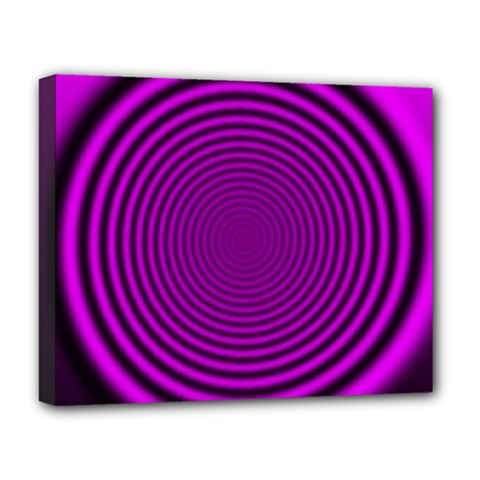 Background Coloring Circle Colors Deluxe Canvas 20  X 16
