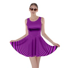 Background Coloring Circle Colors Skater Dress