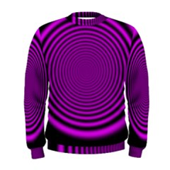 Background Coloring Circle Colors Men s Sweatshirt