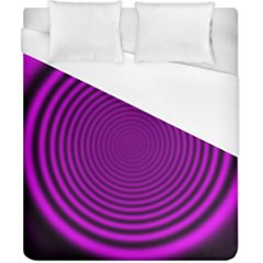 Background Coloring Circle Colors Duvet Cover (california King Size)