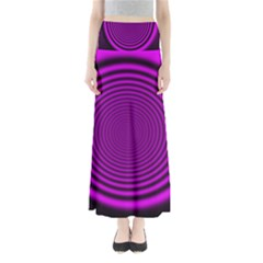 Background Coloring Circle Colors Maxi Skirts